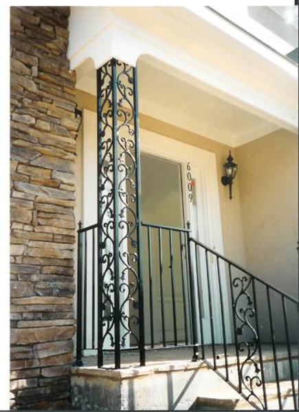 Watson Steel Amp Iron Works Porch Columns Amp Coverings