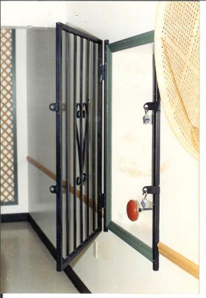 Watson steel iron works security bars window boxes